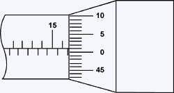 leitura micrometro
