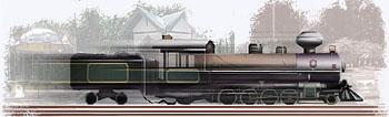 trem em movimento retilíneo uniforme